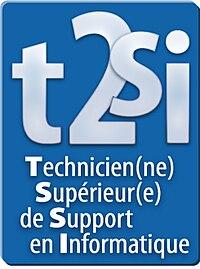 technicien superieur de support en informatique