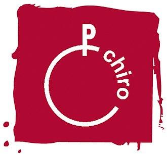 Chiro - Image: Logo chiro