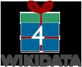 Logo fourth Wikidata Birthday.png