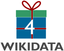fourth Wikidata Birthday logo