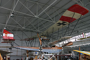 Lohner L - Restored Lohner L-1 preserved at the Italian Air Force Museum.