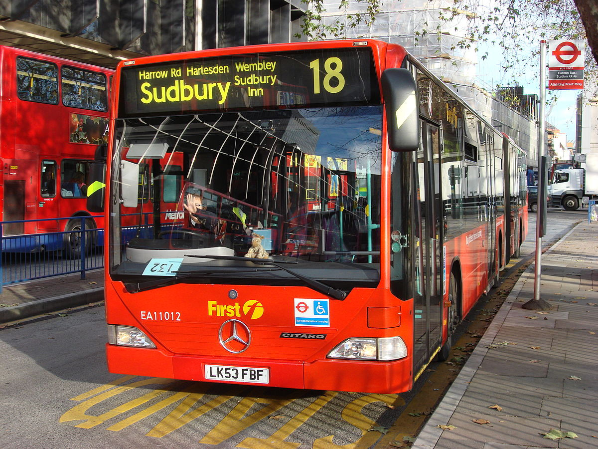 London Buses Route 18 Wikipedia