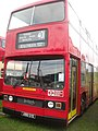London Transport bus T910 (A910 SYE), 2009 Trans Lancs rally (2).jpg