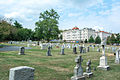 Looking NW across section V - Glenwood Cemetery - 2014-09-19.jpg