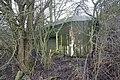 Loophole behind the tree - geograph.org.uk - 1744810.jpg