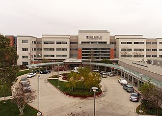 Los Robles Hospital has earned multiple top honors for its specialized care. Los robles medical center receiving.jpg