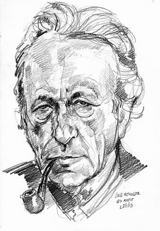 Marxist bibliography - Louis Althusser