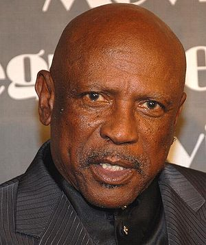 Saving Private Brian - Louis Gossett, Jr. guest starred in the episode.
