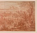 Louis XIV at the Siege of Cambrai, Seen from the South-West (March 20–April 19, 1677) MET DP360136.jpg