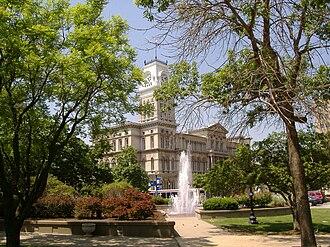 Louisville City Hall - Image: Louisville City Hall 3