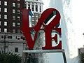 Love at Philadelphia Love Park, JFK Plaza (259501552).jpg