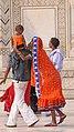 Love at Taj Mahal (4113199771).jpg