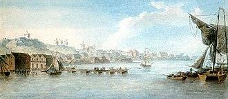 Loviisa - Image: Loviisa Gavril Sergejev 1808