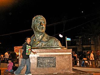 Luis Donaldo Colosio - Monument to Colosio.