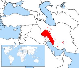 Lurs Iranian people