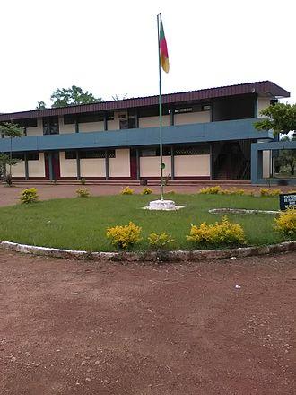 """Bafia - Government High School of Bafia: """"Lycée Classique et Moderne de Bafia"""""""