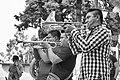 Músicos en el tradicional Feriado de San Lorenzo Chamilpa.jpg