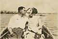 Müzdan ile Eşi Safi Arel (Kalamış, 1928) (25060976425).jpg