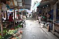 Một phần chợ Kho Đỏ, phố Chi Lăng, thành phố Hải Dương, tỉnh Hải Dương.jpg