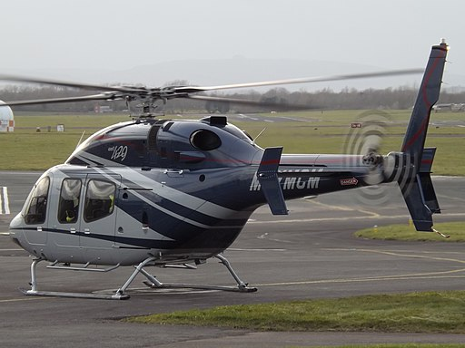 M-YMCM Bell 429 Helicopter (25571994406)