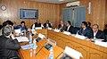 M.M. Pallam Raju chairing the 94th meeting of Board of Governors, Kendriya Vidyalaya Sangathan (KVS), in New Delhi. The Minister of State for Human Resource Development, Shri Jitin Prasada is also seen.jpg