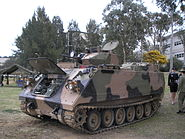 M113AS4 front