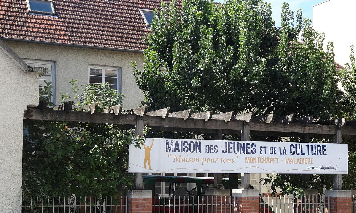 Maison Des Jeunes Et De La Culture Wikipédia