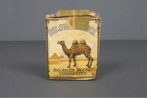 Camel (cigarette) - Image: MODO Camel Pack