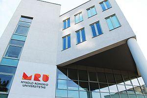 Mykolas Romeris University - MRU Central Campus