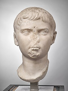 Agrippa Postumus Youngest son of Marcus Agrippa and Julia the Elder