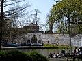 Maastricht - Ommuring van de Nieuwstad met poort - Begijnenstraat - Sint Pieterskade (2-2015) P1150061.JPG