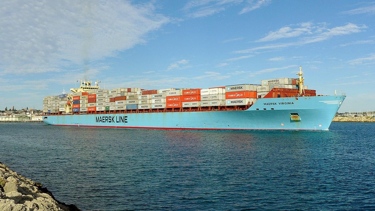 maersk line wikipedia
