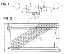 Magnetic recording diagram Us004390906-002.png