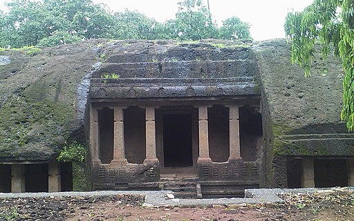 Mahakali caves in Mumbai is a famous historical Monument