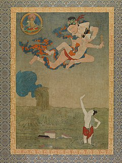 "Mahasiddha Someone who embodies and cultivates the ""siddhi of perfection"""