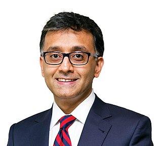 Mahesh Shahdadpuri Indian business executive
