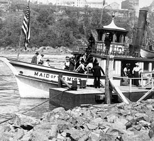 Maid of the Mist - Maid of the Mist I, published c. 1901