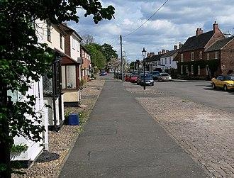 Newbold Verdon - Main Street