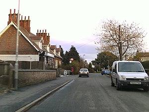 Wawne - Image: Main Street, Wawne