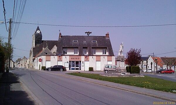 Photo de la ville Athies-sous-Laon