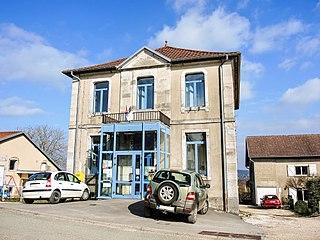 Montenois Commune in Bourgogne-Franche-Comté, France