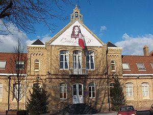 Saint-Pol-sur-Mer - Former town hall of Saint-Pol-sur-Mer