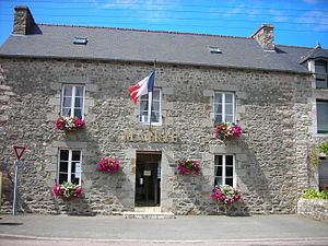 La Bouillie - Town hall