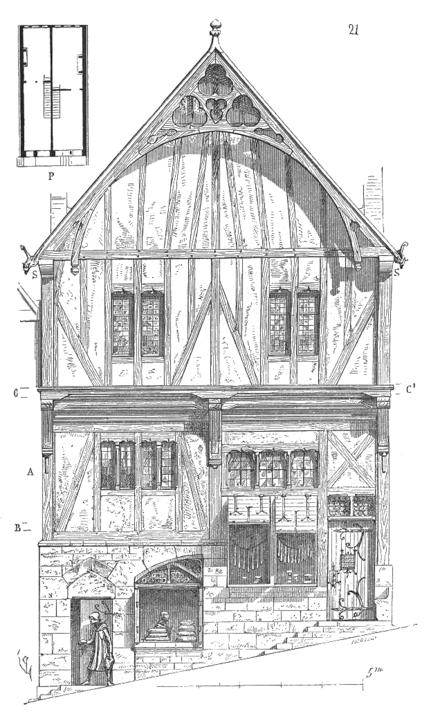 Plan Facade Maison