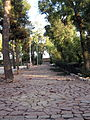 Making pavement - south of Mohammad Al Mahruq Mosque - Nishapur 3.JPG