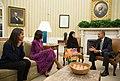 Malala Yousafzai Oval Office 11 Oct 2013.jpg