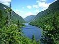 Malbaie River in Hautes-Gorges-de-la-Rivière-Malbaie National Park, Quebec, Canada.jpg