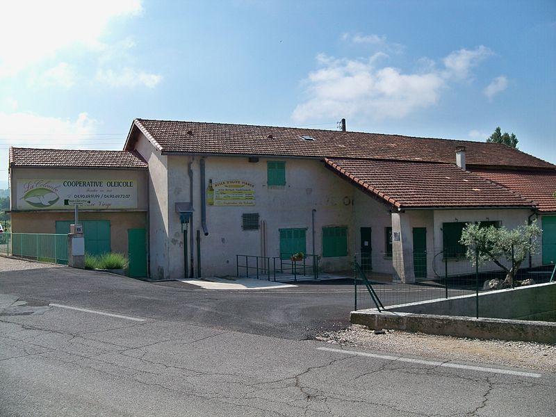 Cave coopérative oléicole de Malemort du Comtat (84)