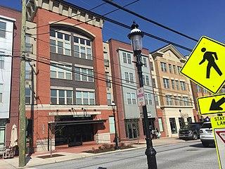 Malvern, Pennsylvania Borough in Pennsylvania, United States of America