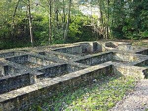 Mamer - Ruins of the Gallo-Roman baths
